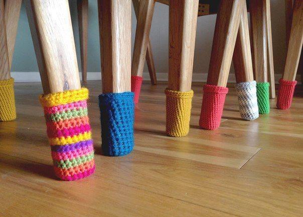 Носочки для ножек стула